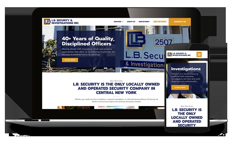 LB Security & Investigations Inc.