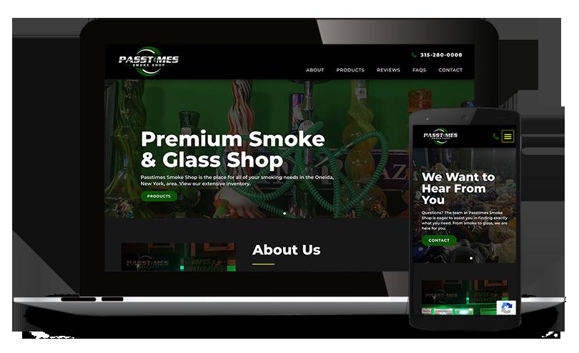 Passtimes Smoke Shop